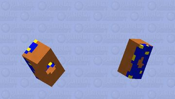 Breakfast Collection | Blue Parrot Minecraft Mob Skin