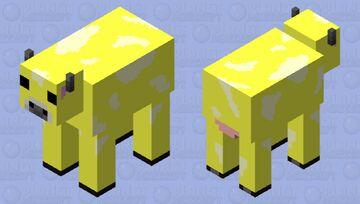 Moobloom(Request) Minecraft Mob Skin