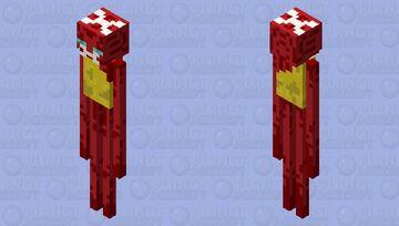 Primal Enderman Minecraft Mob Skin
