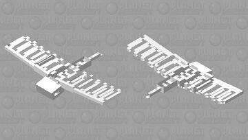 skeleton Minecraft Mob Skin