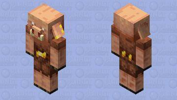 Small Piglin Edit Minecraft Mob Skin