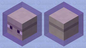 shulker slime Minecraft Mob Skin