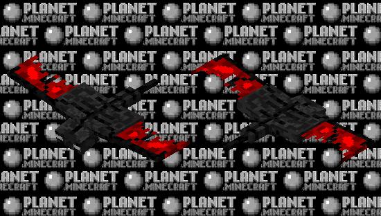 Withering Phantom Minecraft Skin