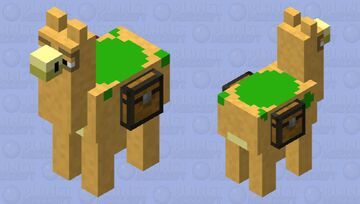 Numel Minecraft Mob Skin