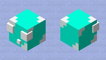 Frosty Slime Minecraft Mob Skin