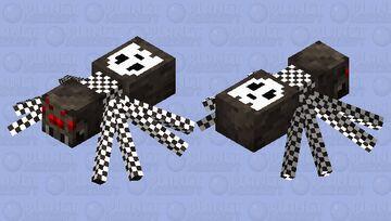 ghost 👻 spider 🕷 Minecraft Mob Skin