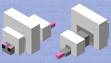 Rats! Minecraft Mob Skin