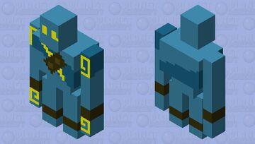 golurk Minecraft Mob Skin
