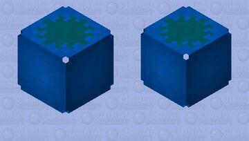 Blueberry Minecraft Mob Skin
