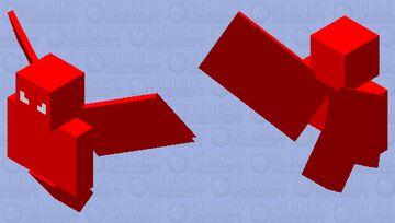 Spider-Vex Minecraft Mob Skin