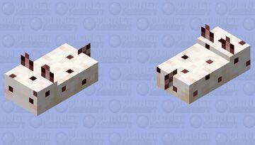Sea bunny Minecraft Mob Skin