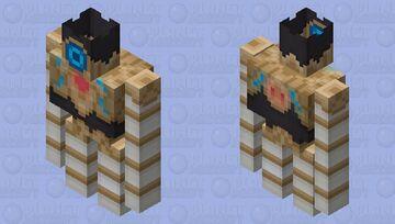 Guardian (Breath Of The Wild) Minecraft Mob Skin