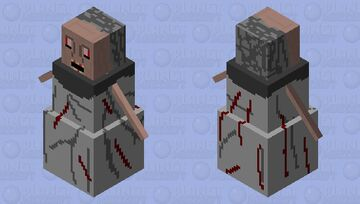 Granny Minecraft Mob Skin