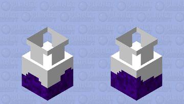 potion (night vision) Minecraft Mob Skin