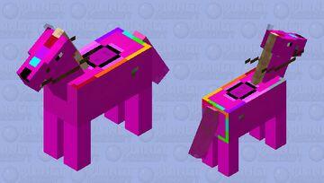 Fortal Beast Minecraft Mob Skin