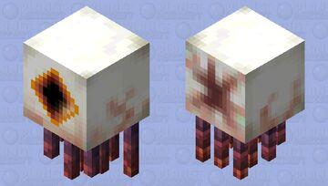 Eye Ghast Minecraft Mob Skin