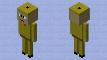 Just cause 3 Military Officer Minecraft Mob Skin