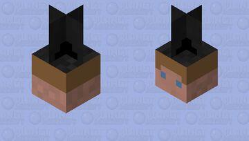 Top Hat Tim the fishing bobber Minecraft Mob Skin
