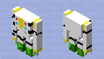 regigigas Minecraft Mob Skin