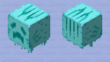 The Queen Soul Minecraft Mob Skin