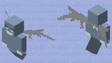 Smoothy Vex Minecraft Mob Skin