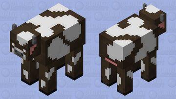 Better Cow Minecraft Mob Skin