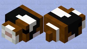 american guinea pig Minecraft Mob Skin