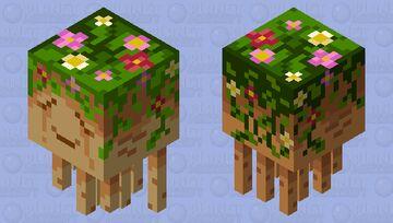 Plains Ghast Minecraft Mob Skin
