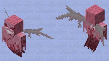 The Vex (Charging) (Retexture) (Ver.2) Minecraft Mob Skin