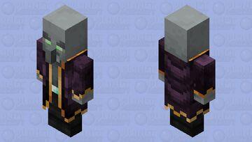 Evoker(Remade) Minecraft Mob Skin