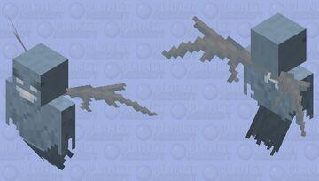 The Vex (Retexture) (Ver.2) Minecraft Mob Skin