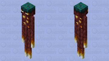 Warped Enderman ~ Biome Swap Mob Skin Contest Minecraft Mob Skin