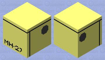 Cocoradcat/CocoKawaii- Monique Hoyt 27 MDU box Multilink mark (S4E-TKV PT-PTG Minecraft Mob Skin