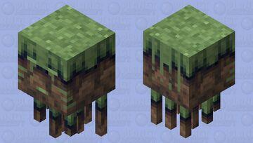 Prototype Ghrasst Minecraft Mob Skin