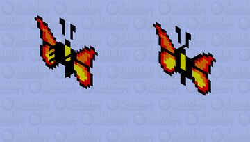 Butterfly Minecraft Mob Skin