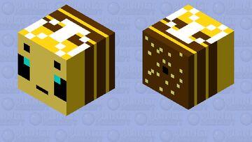 Ghastee Minecraft Mob Skin