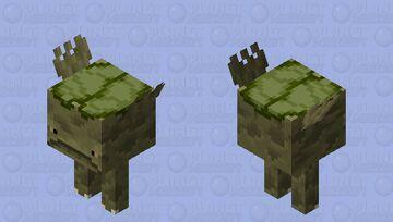 Swamp Strider [BIOME SWAP CONTEST] Minecraft Mob Skin