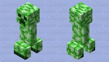 Creeper | Rework Minecraft Mob Skin