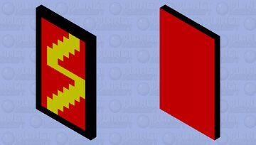 FlashTheGamer199's Cape V1 Minecraft Mob Skin