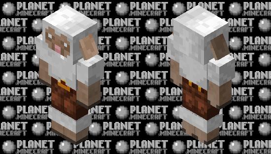 Sheeplin / java Minecraft Skin