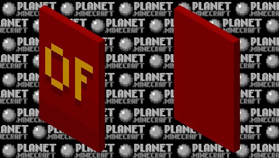 Free optifine cape + elytra Minecraft Skin