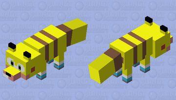 Sonichu Minecraft Mob Skin