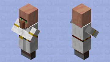Nurm (MInecraft Story Mode) [No Hat] Minecraft Mob Skin