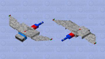 Phantom Plane Minecraft Mob Skin