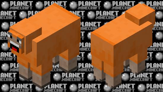 Baa! Minecraft Skin