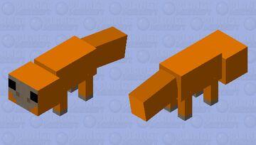Golden Lion Tamarin Minecraft Mob Skin