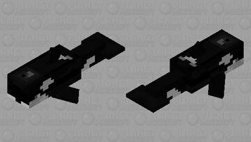 orca Minecraft Mob Skin
