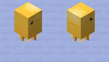 dumbo  Octopus Minecraft Mob Skin