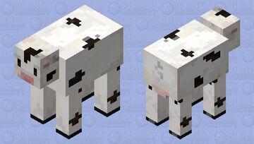 ~~~Cute Cow~~~ Minecraft Mob Skin