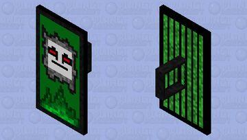 Shield of the Demon Clan Minecraft Mob Skin